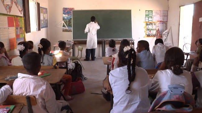 el maestro saharaui