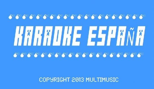 karaoke españa