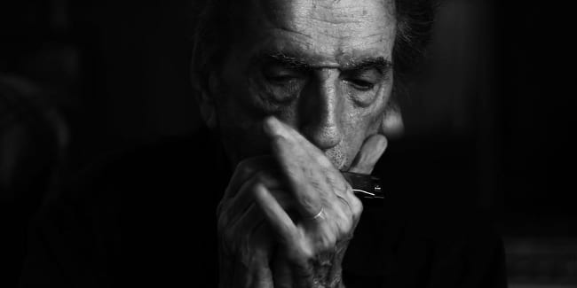 fotograma de Harry Dean Stanton: Partly Fiction