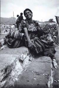 CRUZ DEL SUR mujer maya