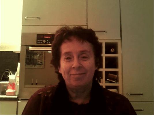 Heddy Honigmann desde Amsterdam