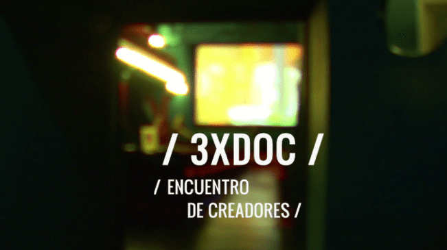 Making of / 3XDOC / 2012