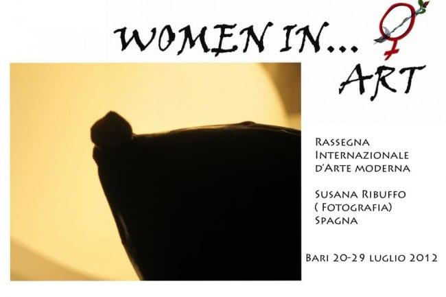 WOMEN IN…ART 2012