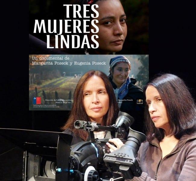 «Tres mujeres lindas» en Casa de América