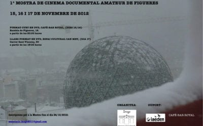 1ª Muestra de Cinema Documental Amateur de Figueres