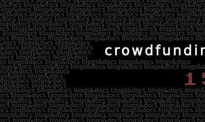 Crowdfunding Blogs&Docs
