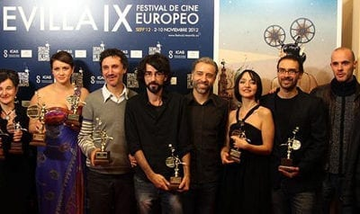 «Arraianos» gana el Premio Nuevas Olas del Festival de Cine Europeo de Sevilla