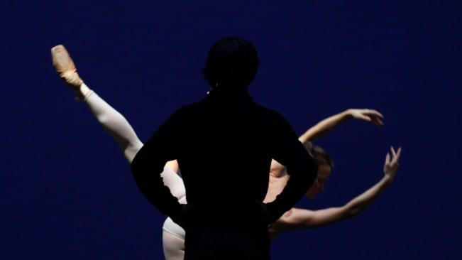 «Béjart Ballet au Palais Garnier» de Arantxa Aguirre