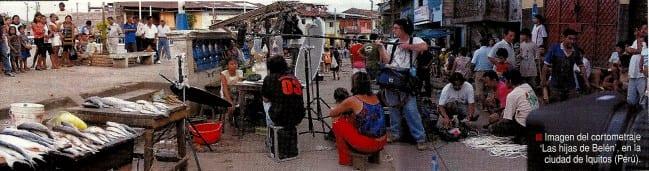 Seminario «El proceso de creación de una película documental» por Javier Corcuera