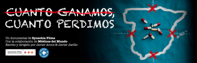 CUANTO GANAMOS, proyecto documental de Médicos del Mundo