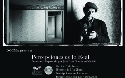 José Luis Guerin, otro grande del documental en Madrid gracias a DOCMA