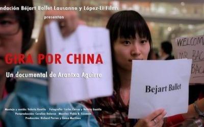 GIRA POR CHINA de Arantxa Aguirre en Cineteca