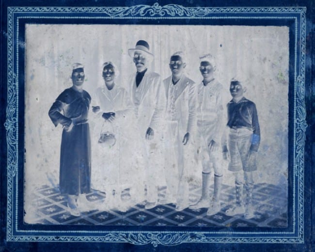 Faustino 1936 de Alberte Pagán