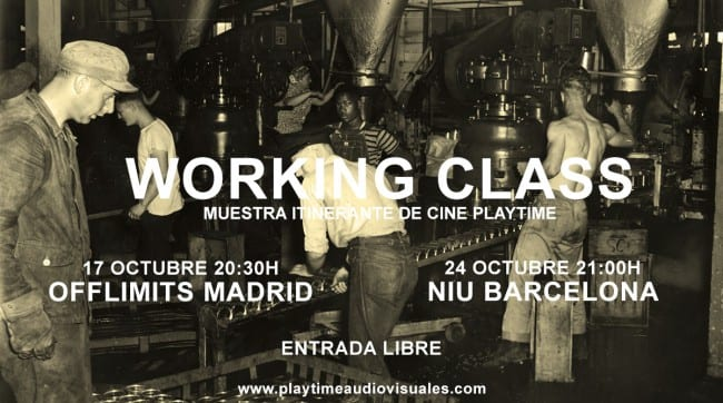 Working Class en la Muestra de Cine Playtime