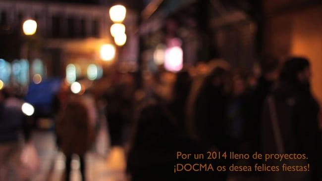 Felices fiestas desde DOCMA