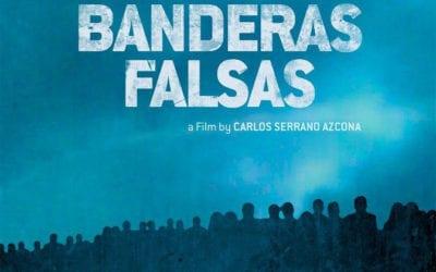 SPANISH REVOLUTION? y BANDERAS FALSAS en Barcelona