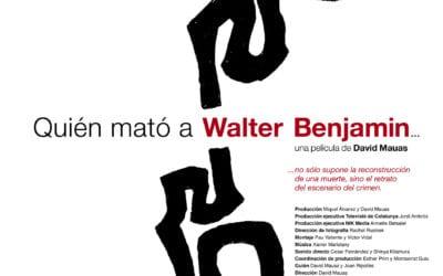 Quién mató a Walter Benjamin… en Burdeos