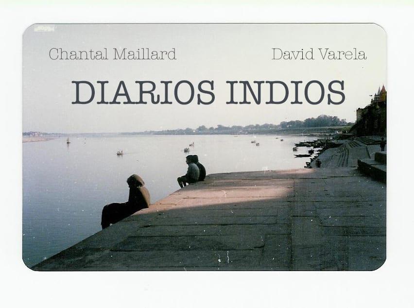 Estreno de Diarios Indios y Banaras Me, de David Varela
