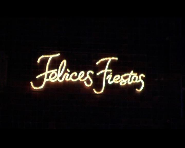 FELICES FIESTAS, de Víctor Moreno