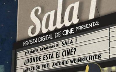 Antonio Weinrichter impartirá un seminario en Barcelona