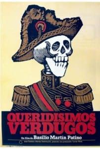 Poster Queridismos verdugos