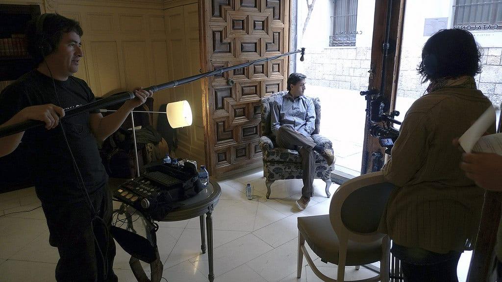 Entrevista a Daniel V. Villamediana
