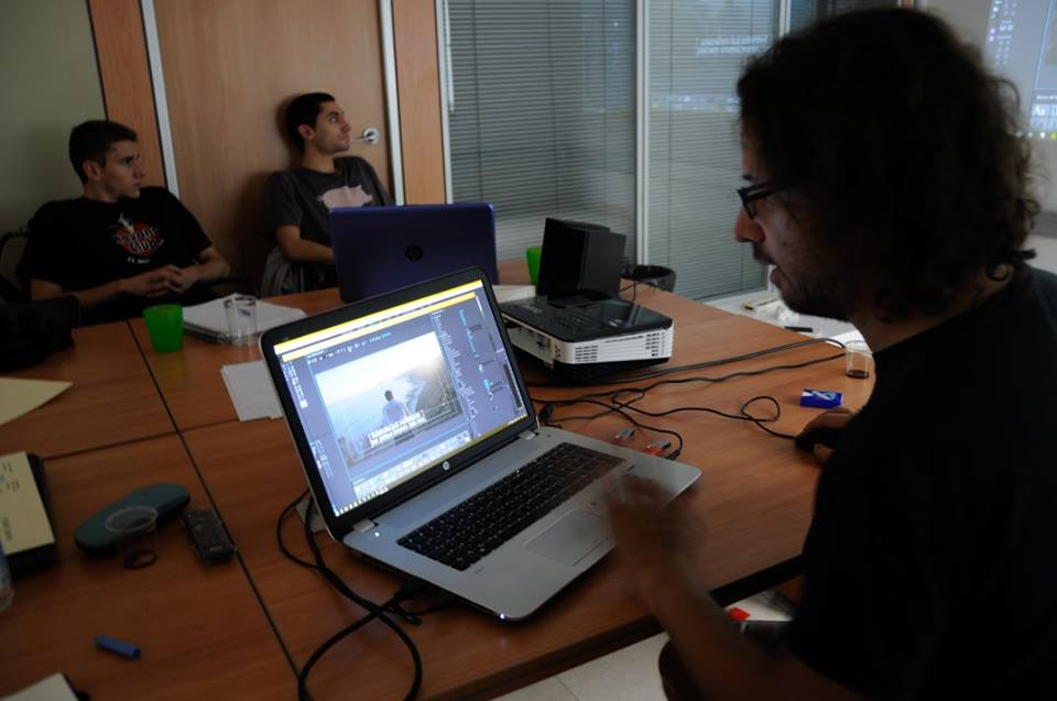Entrevista a Flavio García