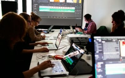 Curso de montaje documental con DaVinci Resolve