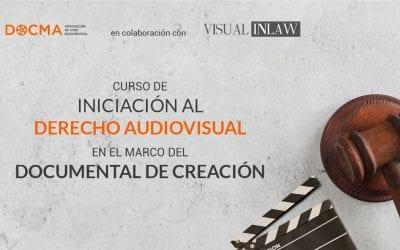 Curso online de Iniciación al Derecho Audiovisual en el marco del Documental de Creación